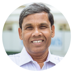 Sudharkar P, Director Operations